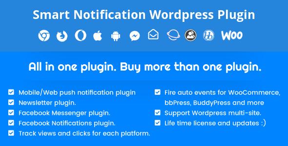 Smart Notification WordPress Plugin v7.8.1