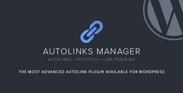 Autolinks Manager v1.11 Plugin Download