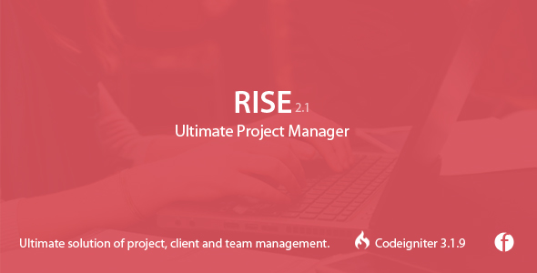 RISE v2.11 – Ultimate Project Manager – nulled PHP Script Download