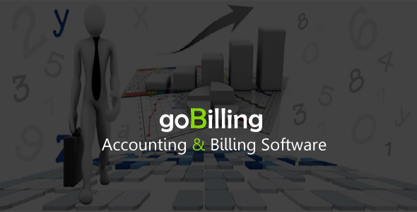 goBilling – Invoicing, Billing & Accounting System PHP Script Download