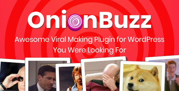 OnionBuzz v1.2.5 – Viral Quiz Maker for WordPress Plugin Download