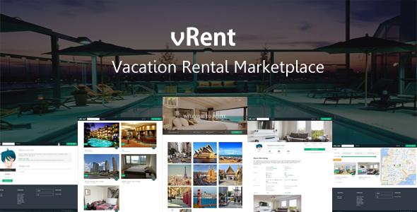 vRent v2.1 – Vacation Rental Marketplace PHP Script Download