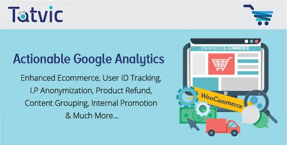 Actionable Google Analytics for WooCommerce v3.3.4 Plugin Download
