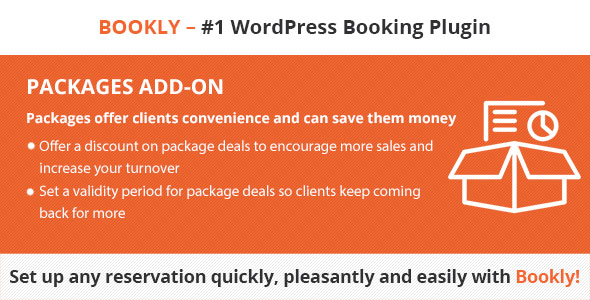 Bookly Packages (Add-on) v1.9 Plugin Download