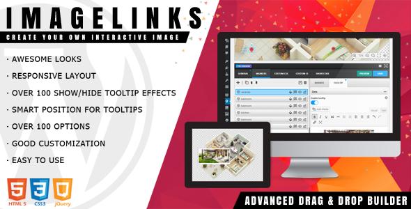 ImageLinks v1.5.1 – Interactive Image Builder Plugin Download