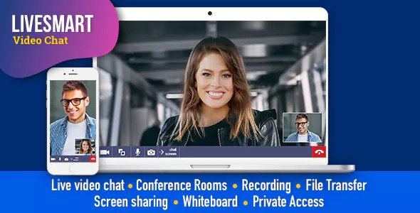 LiveSmart Video Chat PHP Script Download