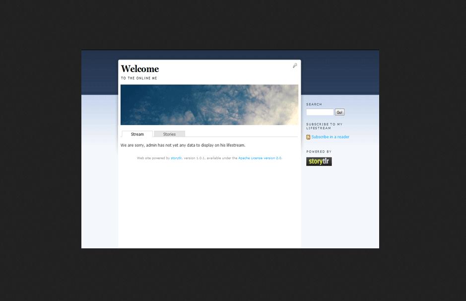 Storytlr Micro Blog PHP Script Free Download