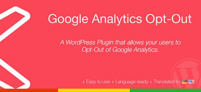 Google Analytics Opt-Out WordPress Plugin Download
