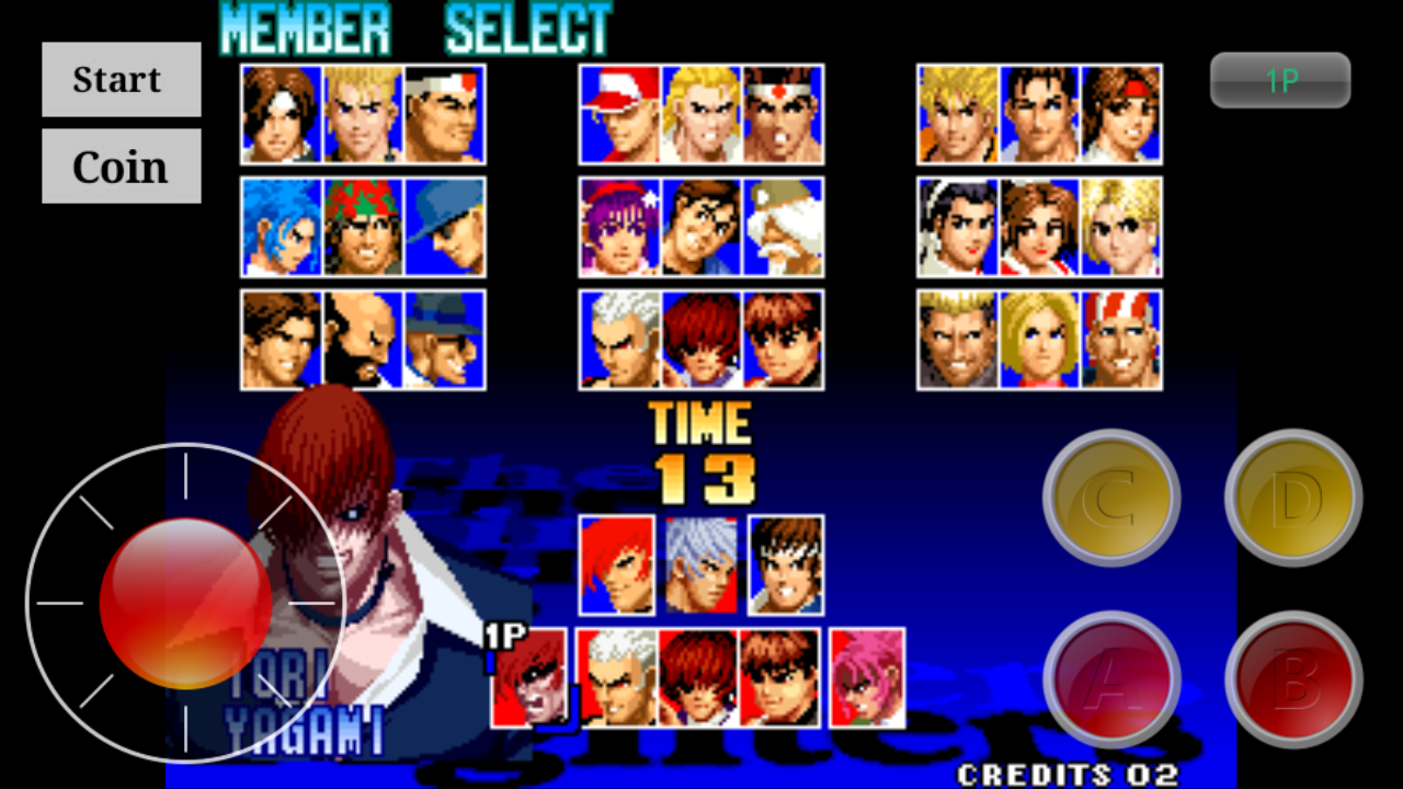 The King of Fighters '97 Plus (bootleg) Download for Windows