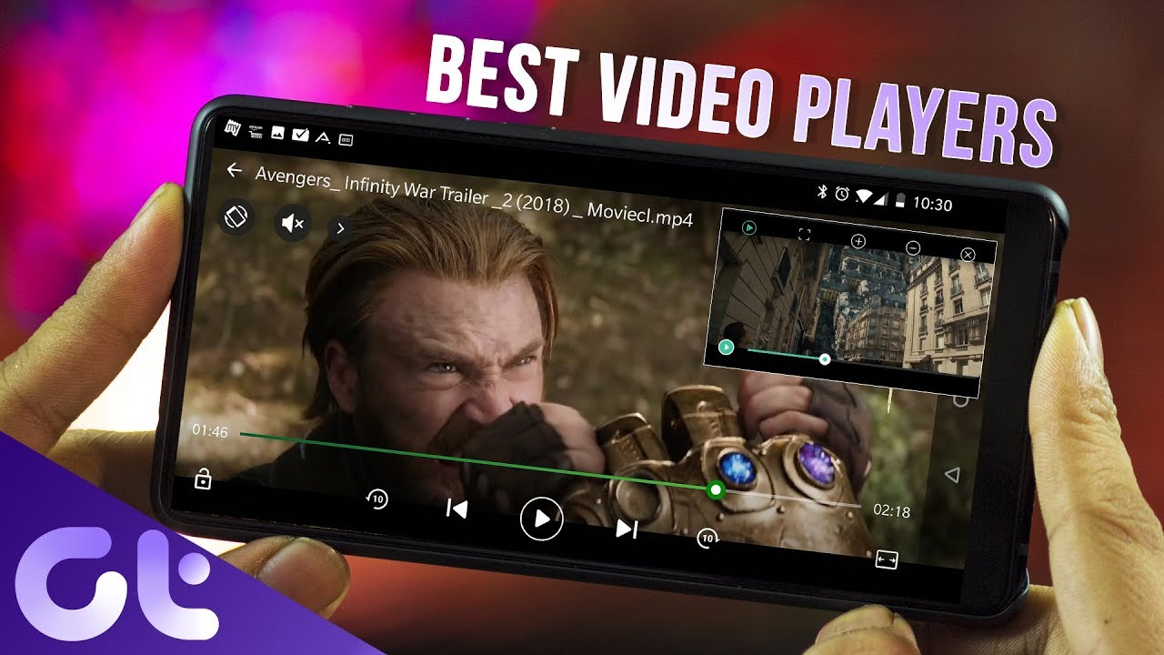Best Top 10 Android Video Players