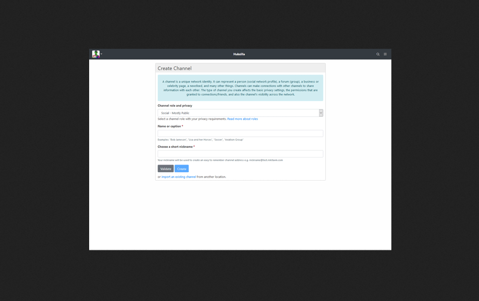 Hubzilla Social Network PHP Script Download