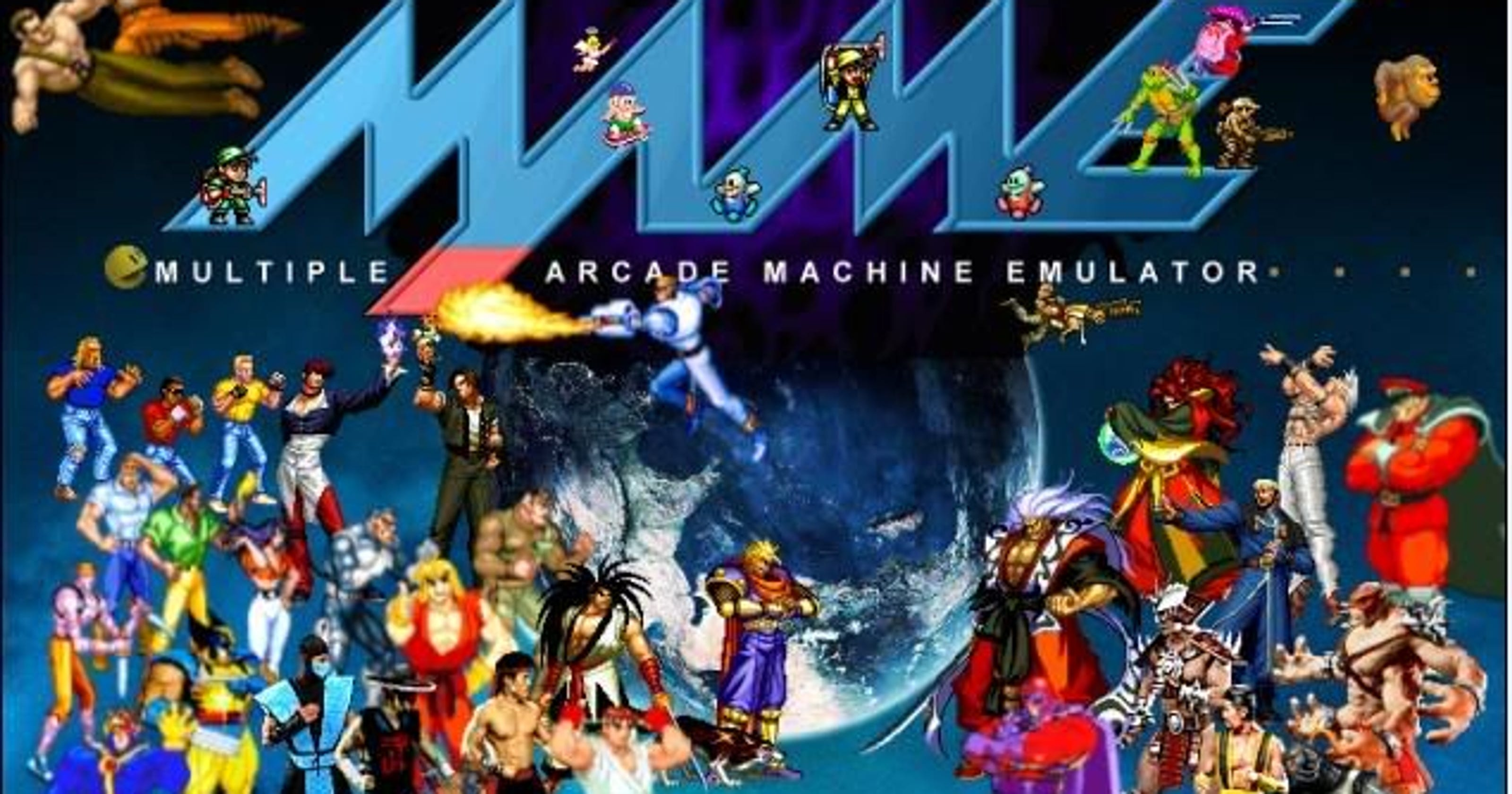 2200+ Mame Android Game Free Download