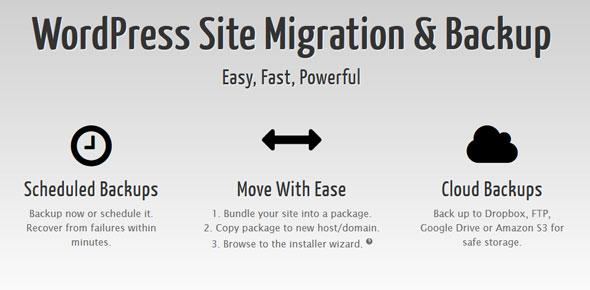 Duplicator Pro v3.8.0 – WordPress Site Migration & BackUp Plugin Download