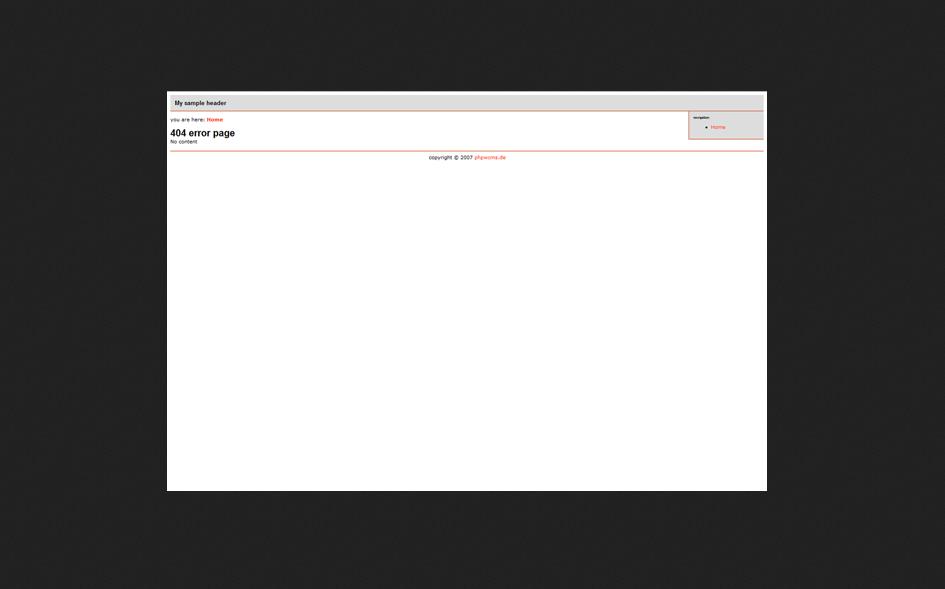 Phpwcms CMS Portal PHP Script Free Download