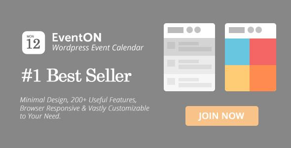 EventOn v2.6.16 + Addons – Pack Plugin Download