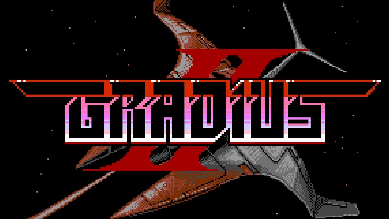 Gradius II (Japan) Android Mame Game Free Download