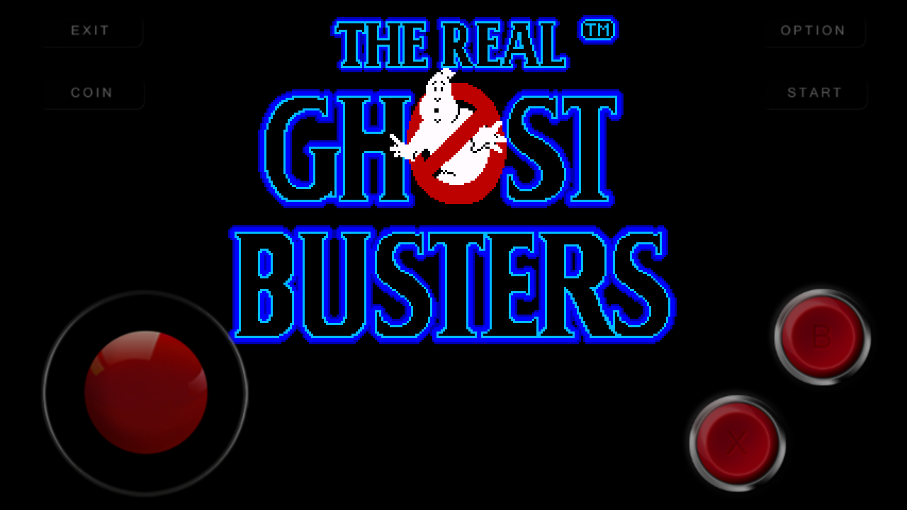 The Real Ghostbusters (World) Android Mame Game Free Download