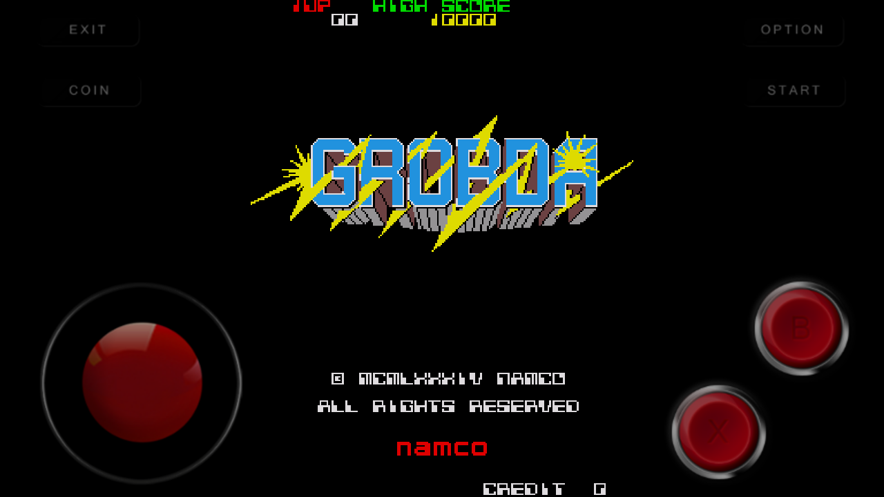 Grobda (Old Version Set-2) Android Mame Game Free Download