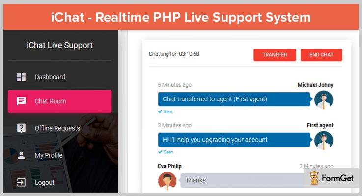 Chat Heaven Upload v1 PHP Script Download - PHPscriptfree