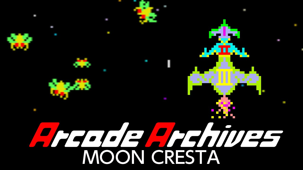 Moon Cresta (bootleg set 2) Android Mame Game Download