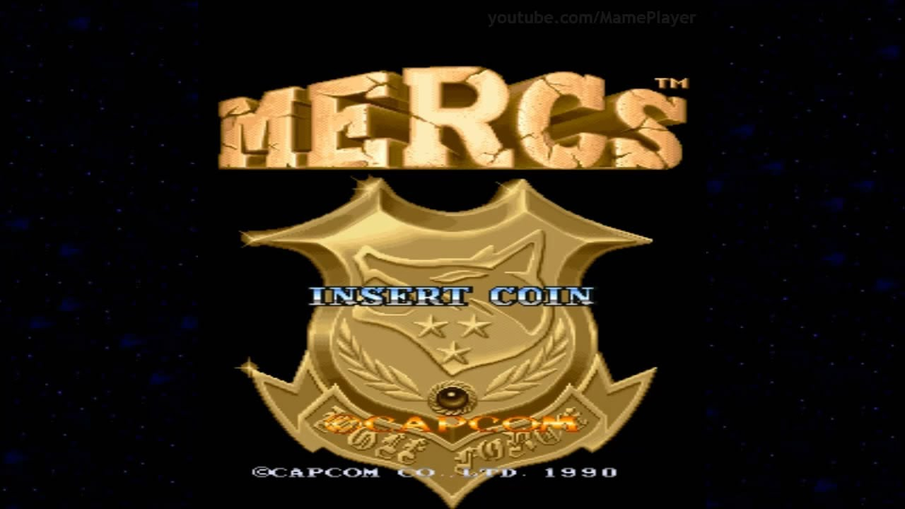 Mercs (US) Android Mame Game Download