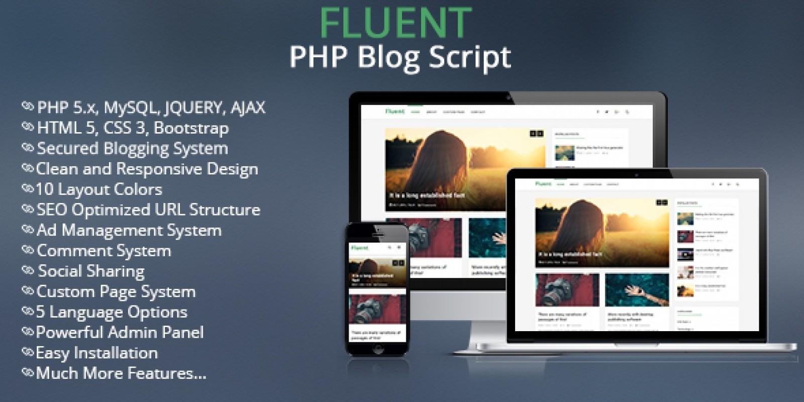 Wheatblog v1.0 PHP Script Free Download