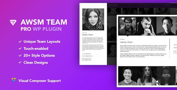 The Team Pro v1.2.2 – Team Showcase WordPress Plugin Download