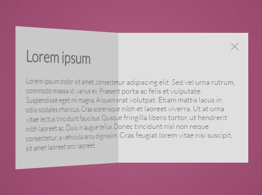 3D Book Flipping Modal Popup With jQuery And CSS3 | Free jQuery Script Download