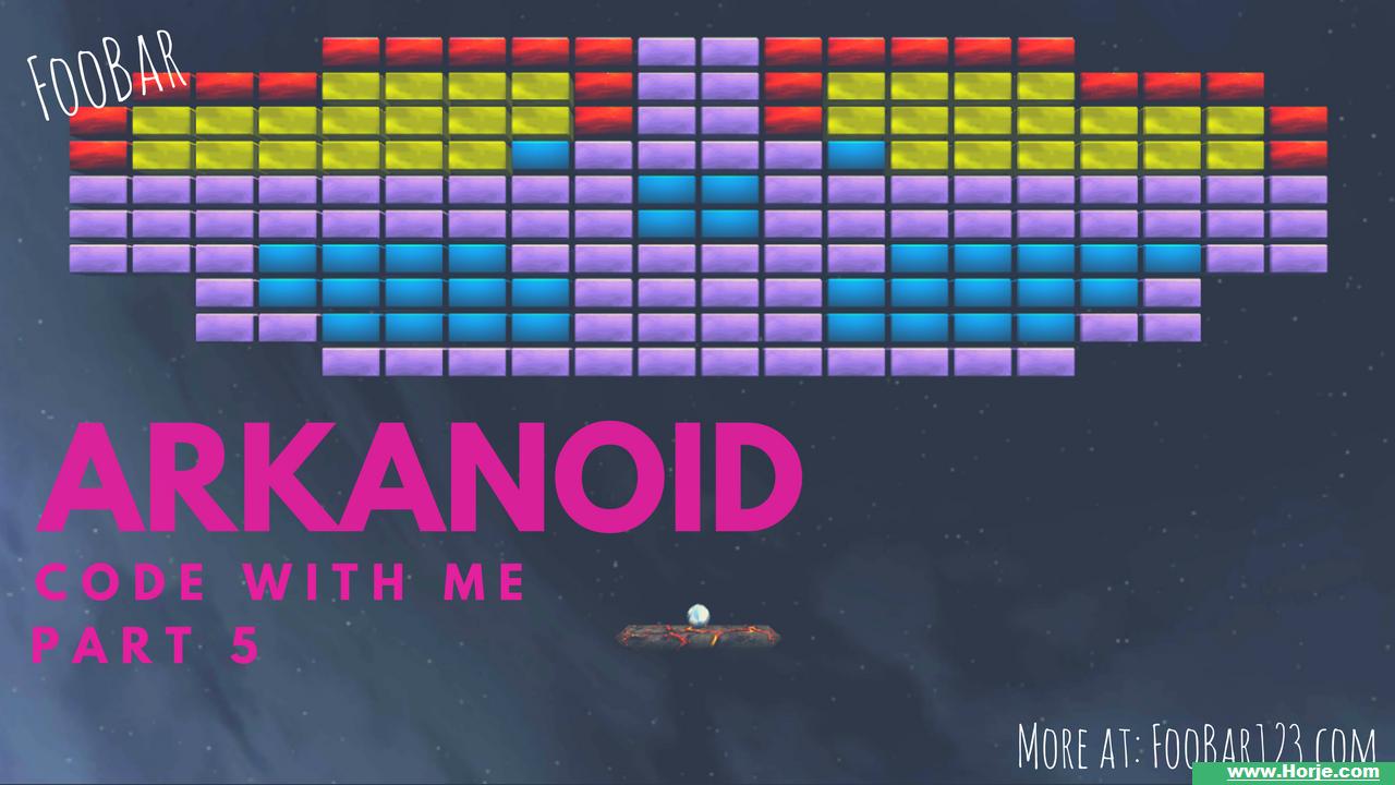 Arkanoid (Game Corporation bootleg) Windows Game Download