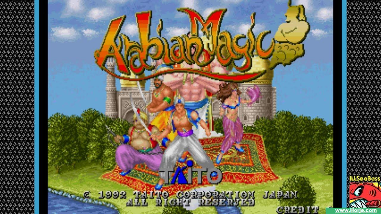 Arabian Magic (World) Windows Game Download