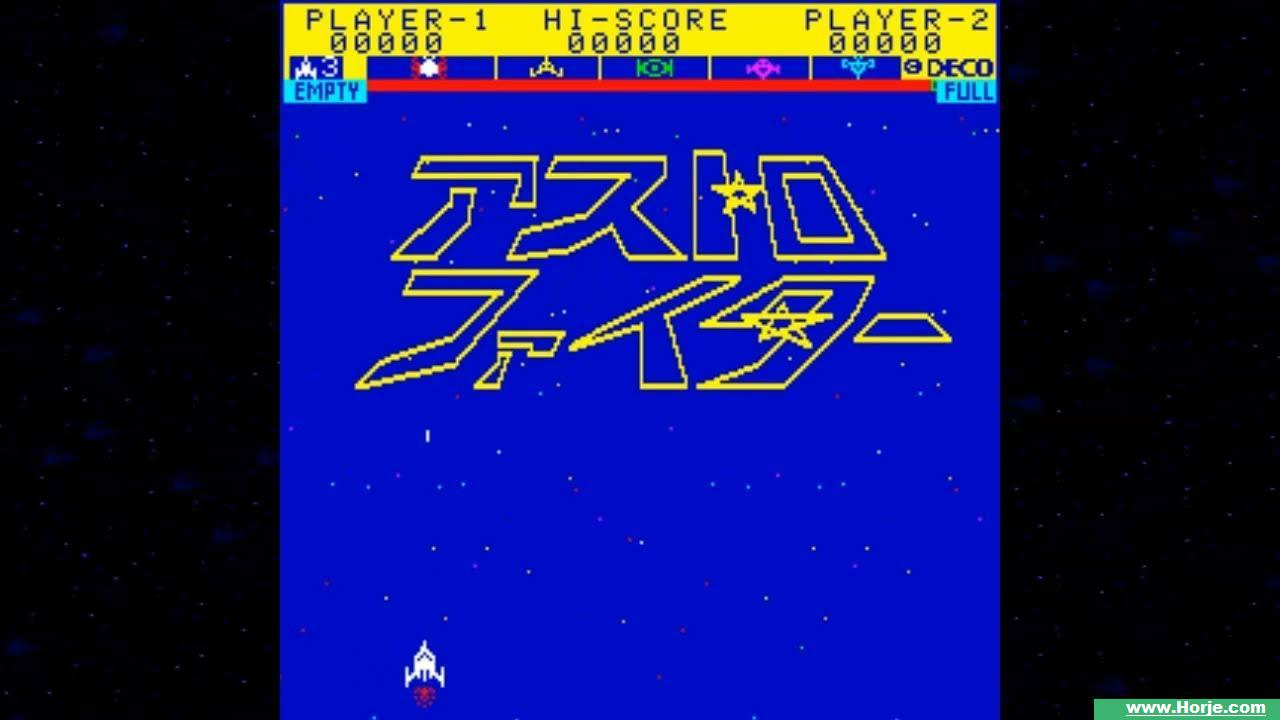 Astro Fighter (Set-3) Windows Mame Game Download