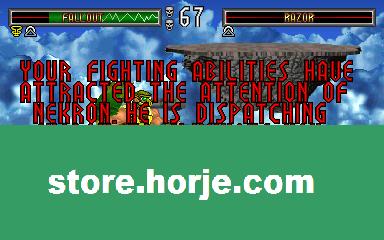 Blood Storm (v1.10) Windows Mame Game Download
