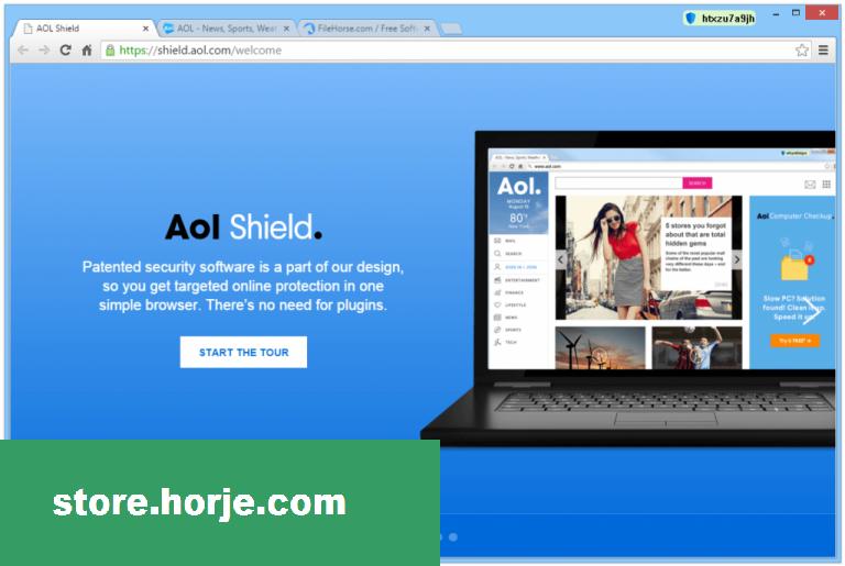 AOL Shield Pro Browser 75.0.3770.4 Screenshot 1