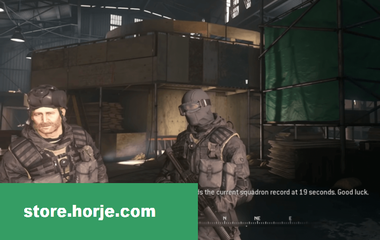 Call of Duty 4: Modern Warfare 1.7.1 (Updater) for Mac – Download Free / Free Software