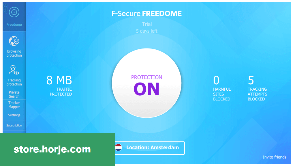 F-Secure Freedome VPN for Mac – Download Free (2020 Latest Version)