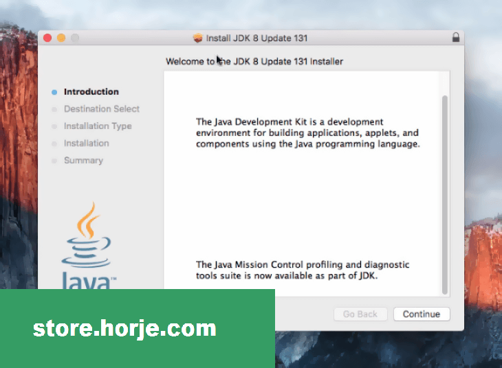 Java JDK 8 Update 131 for Mac – Download Free / Free Software