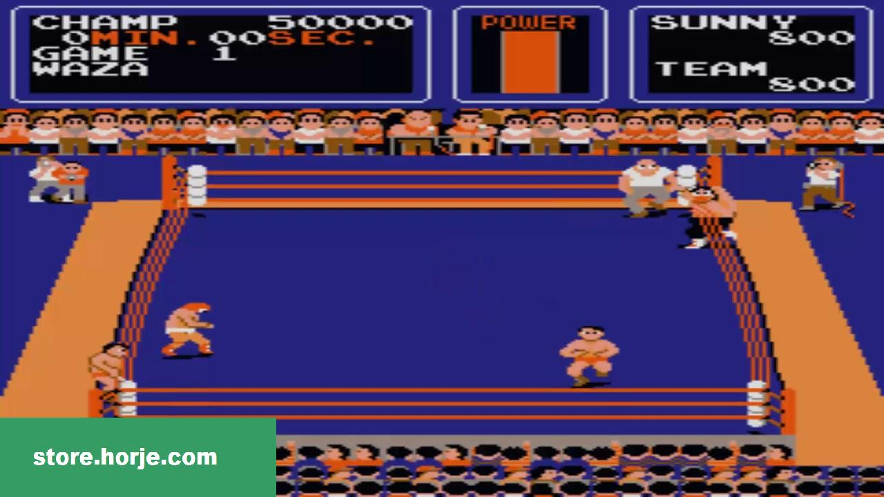 Big Pro Wrestling Windows Mame Game Download