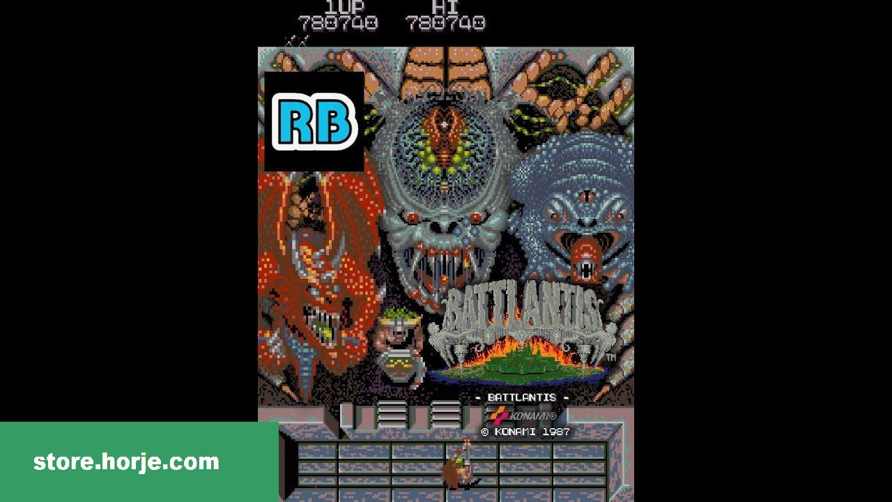Battlantis (Japan) Windows Mame Game Download