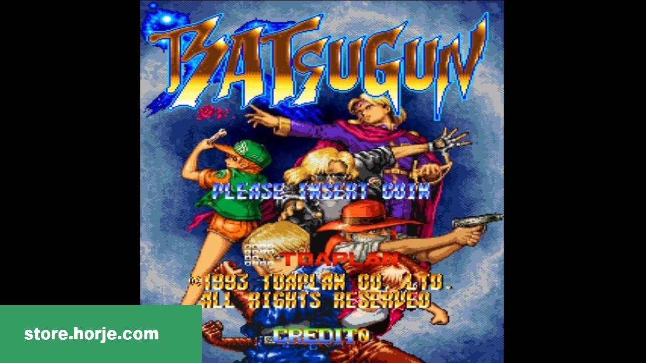 Batsugun Windows Mame Game Download
