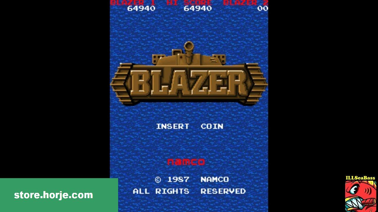 Blazer (Japan) Windows Mame Game Download