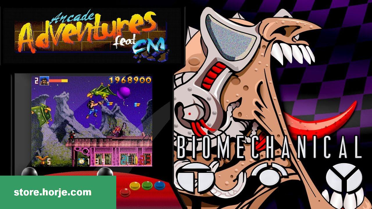 Biomechanical Toy Windows Mame Game Download