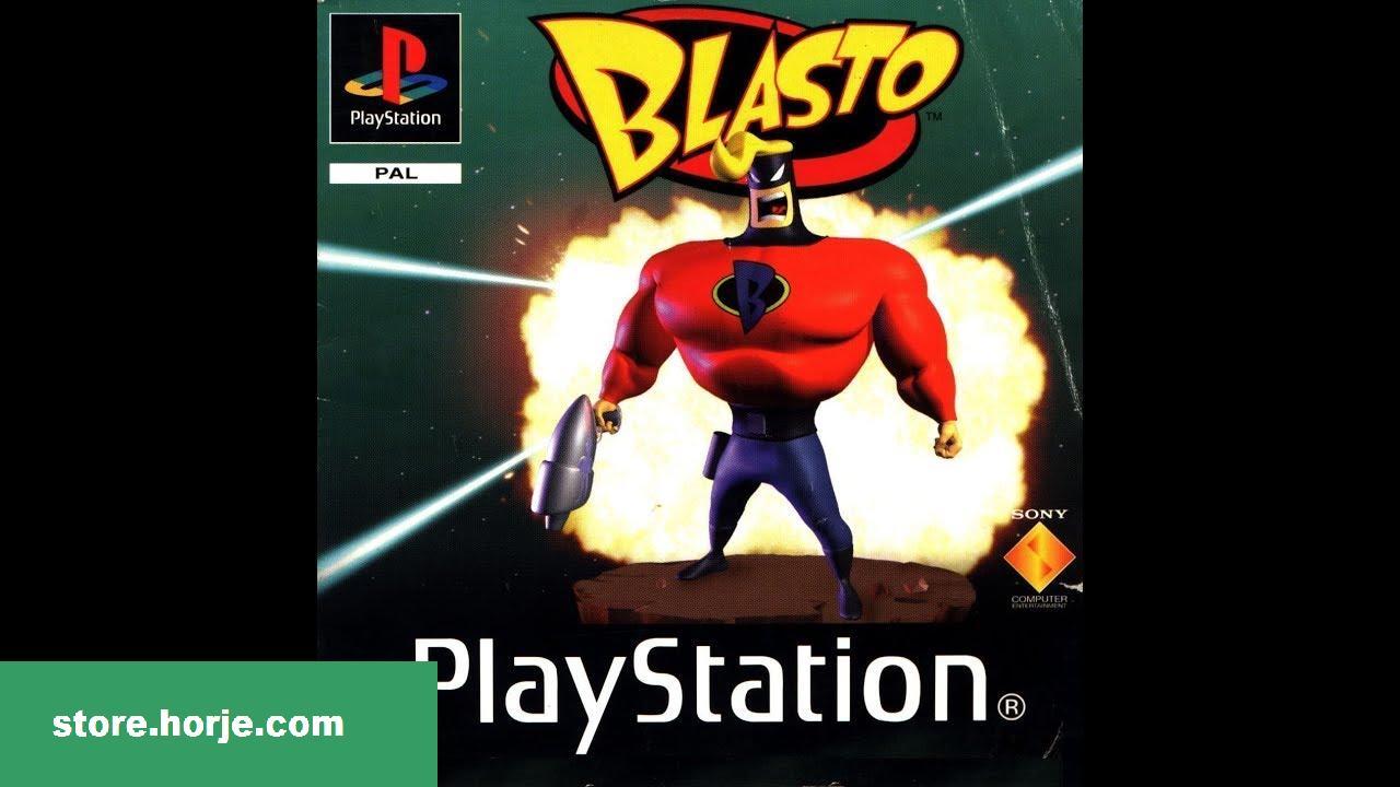 Blasto Windows Mame Game Download