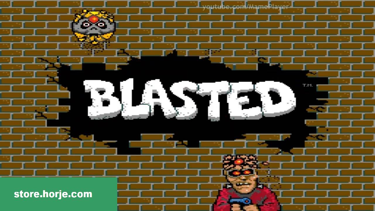 Blasted Windows Mame Game Download