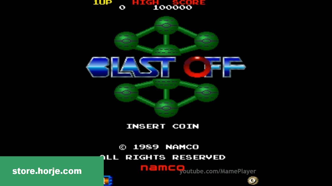 Blast Off Windows Mame Game Download