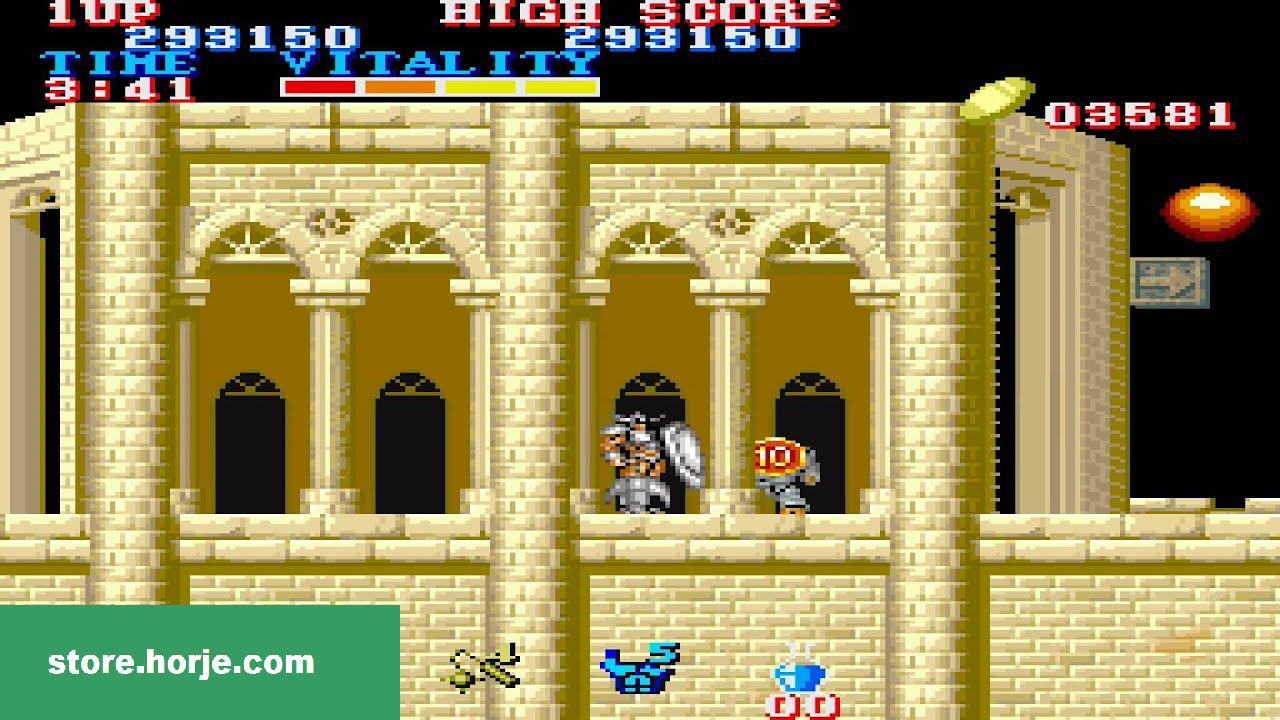 Black Dragon Windows Mame Game Download