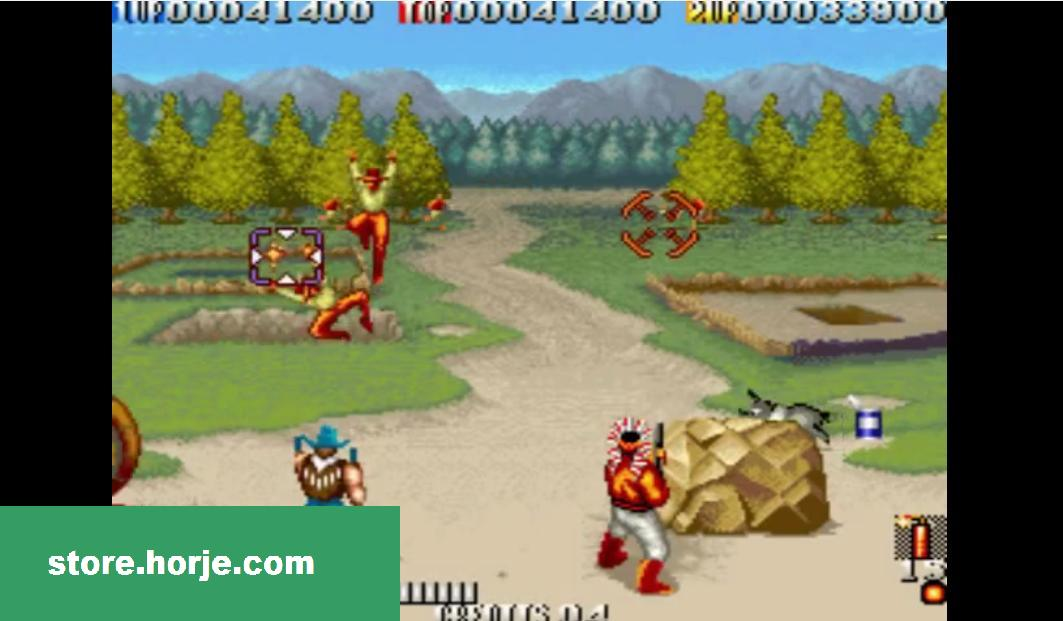 Blood Bros. Windows Mame Game Download