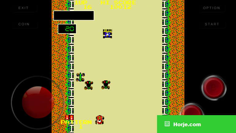 Burnin' Rubber Windows Mame Game Download