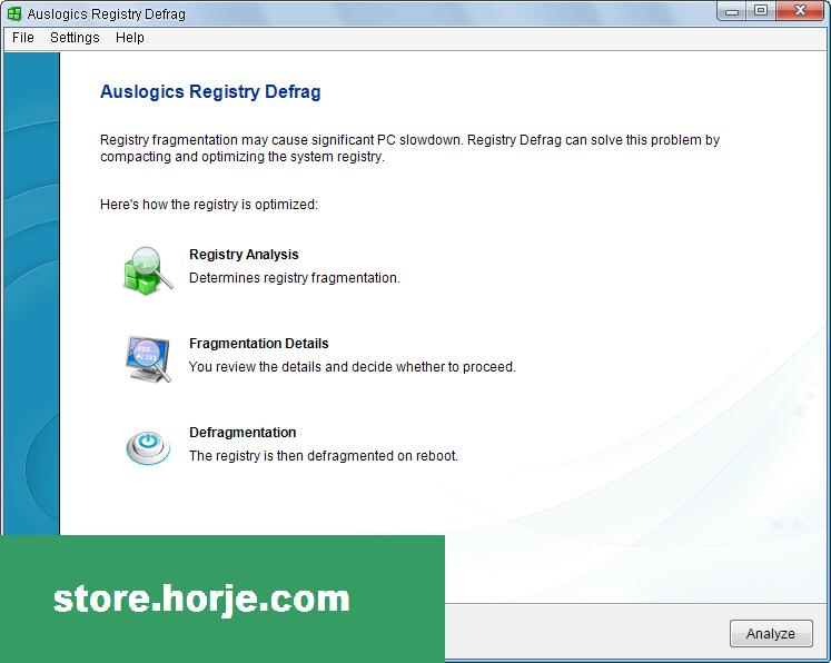 Auslogics Registry Defrag Download (2020 Latest) for Windows 10, 8, 7