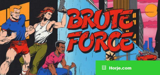 Brute Force Windows Mame Game Download