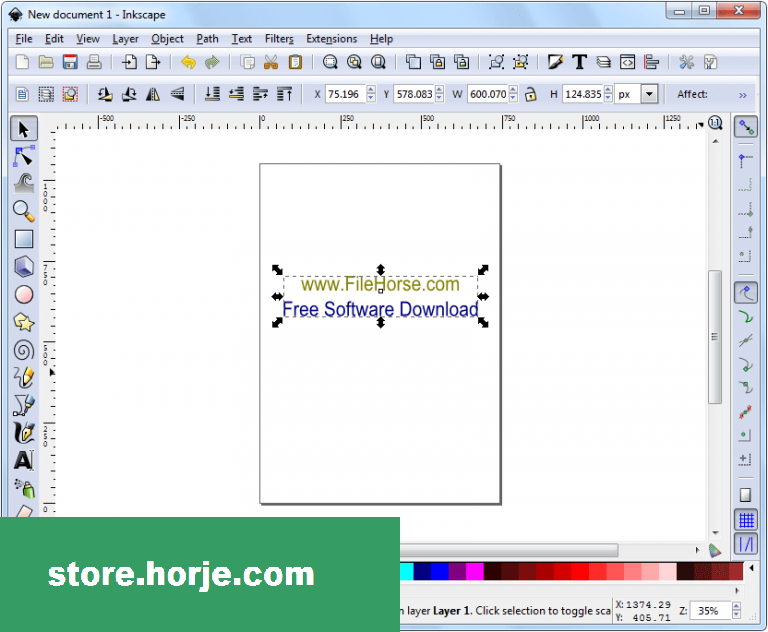 Inkscape 0.91 (64-bit) Download for Windows 10, 8, 7